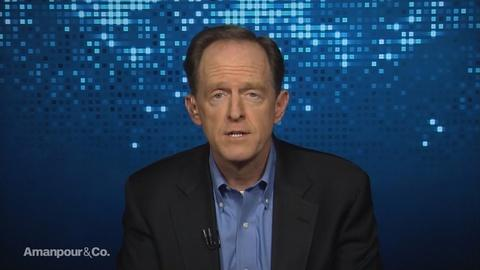Amanpour and Company -- Sen. Pat Toomey on Another Looming Government Shutdown