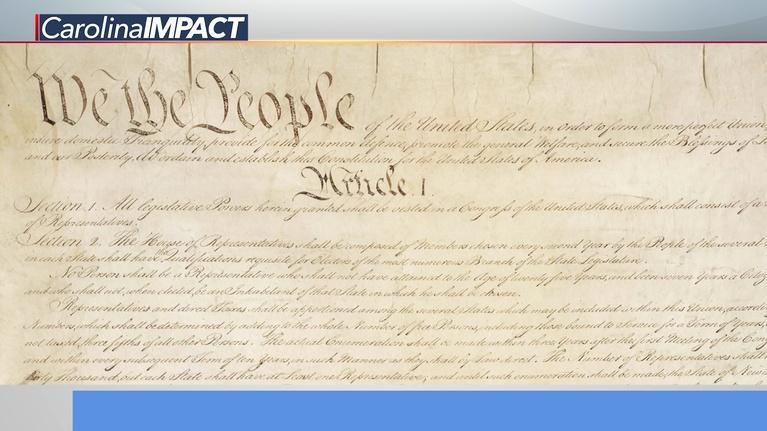 Carolina Impact: Constitution