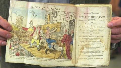 "Antiques Roadshow -- S21 Ep23: Appraisal: 1813 Fielding's ""Female Husband"" Book"