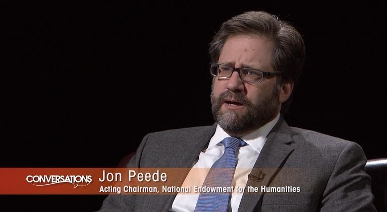Conversations: Jon Peede