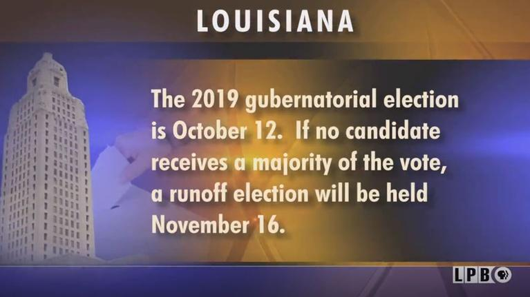 Louisiana: The State We're In: Louisiana: The State We're In - 1/25/2019