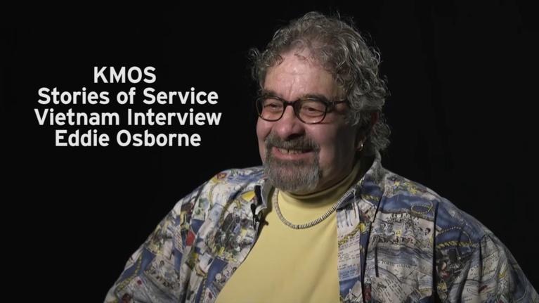 KMOS Stories of Service: Eddie Osborne Vietnam War Interview