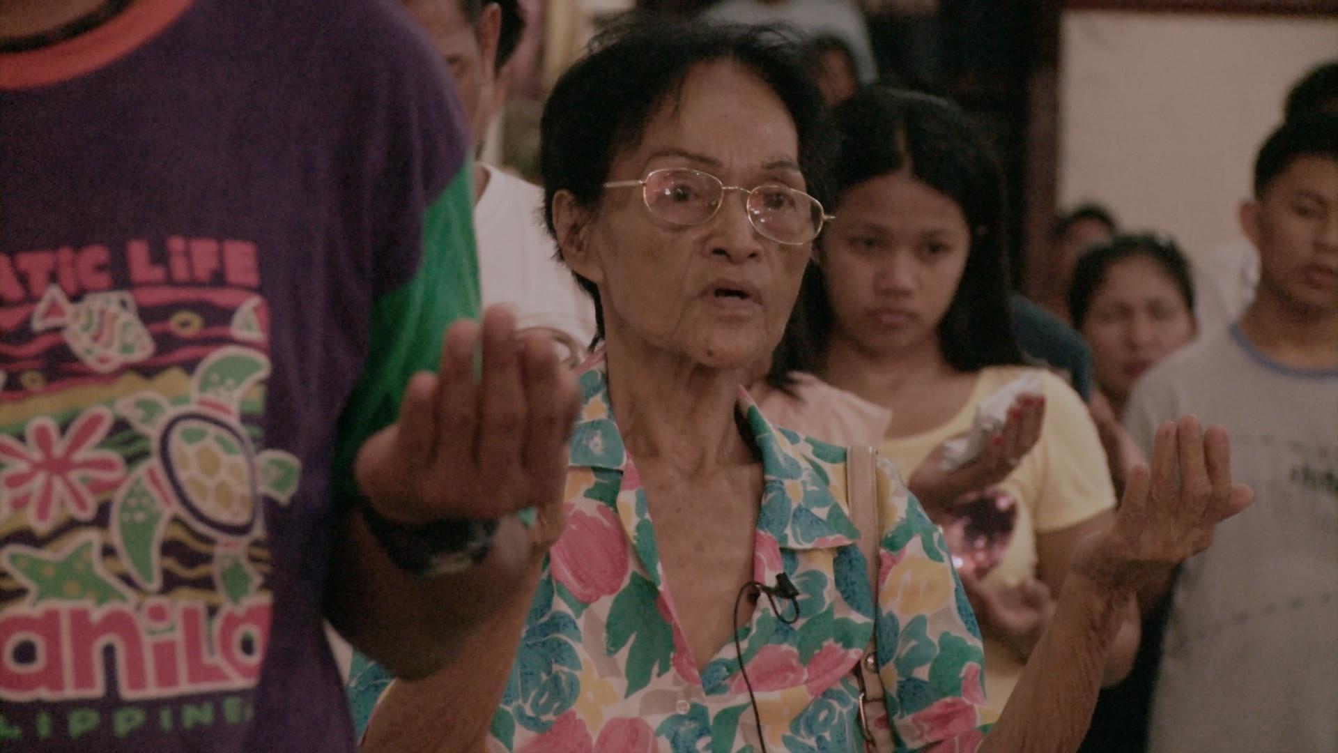 The Apology - Meeting Grandma Adela