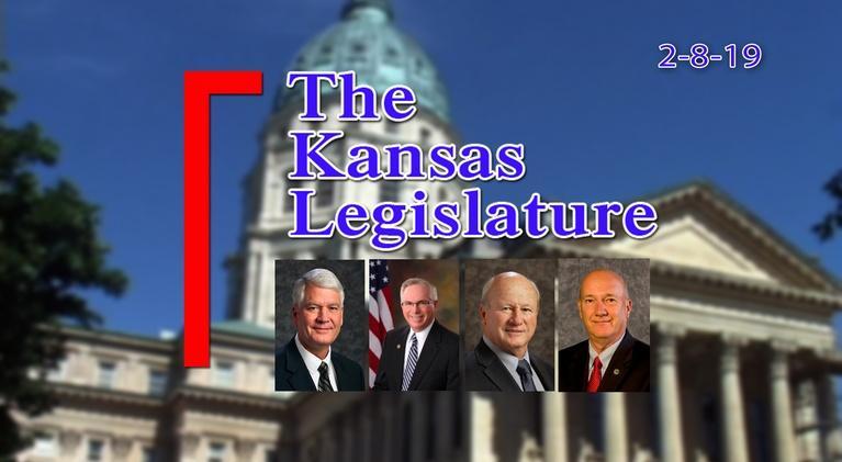 The Kansas Legislature: The Kansas Legislature Show  2019-02-08