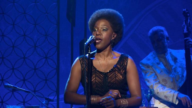 State of the Arts: Little Girl Blue: The Nina Simone Musical