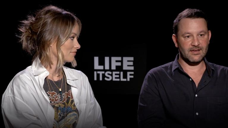 "Flicks: The stars and director of ""Life Itself"""