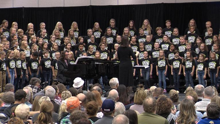 SDPB Specials: 2019 Elementary Honor Choir