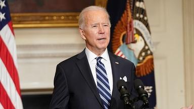 President Joe Biden's First Full Week in Office