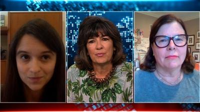 Amanpour and Company | Activists Leah Greenberg and Lori Goldman on the Election