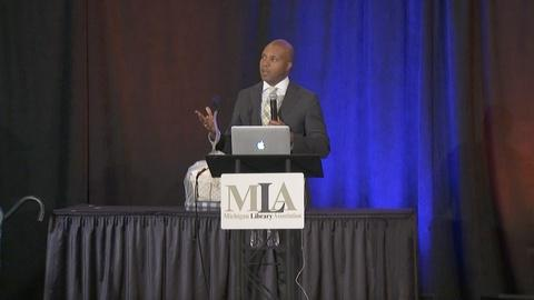 Reframing Diversity with Dr. Derrick Gay | MLA Conference
