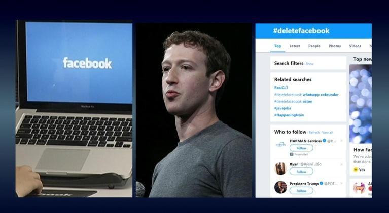 KQED NEWSROOM: U.S. Rep. Jackie Speier, Facebook Backlash, Judy Woodruff