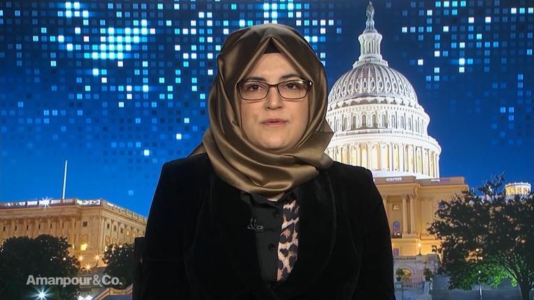 Amanpour and Company: Hatice Cengiz, Jamal Khashoggi's Fiancée, on Justice