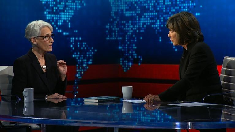 Amanpour on PBS: Amanpour: Wendy Sherman