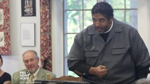 PBS NewsHour -- Rev. William Barber's strategy for bridging American divides