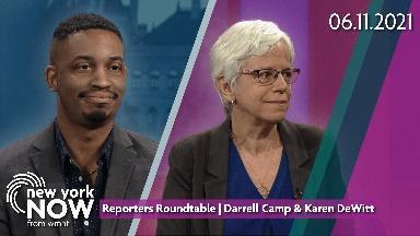 Reporters Roundtable: Darrell Camp, Karen DeWitt
