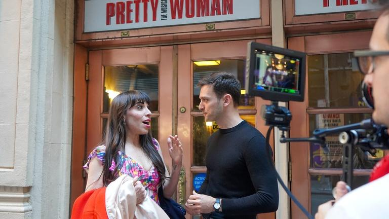 """Broadway Sandwich: """"The Prom"""" and """"Pretty Woman"""""""