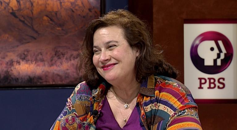 KRWG Newsmakers: Newsmakers 1126  Minerva Baumann, Author   Nov. 7, 2019
