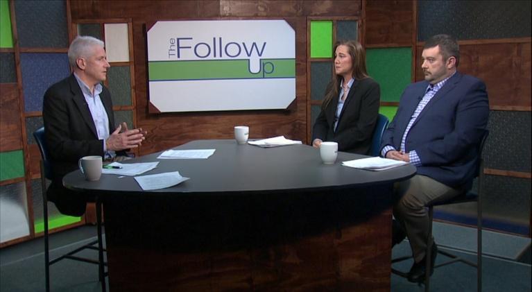 The Follow Up: 2/26/19 - Examining Marijuana Laws
