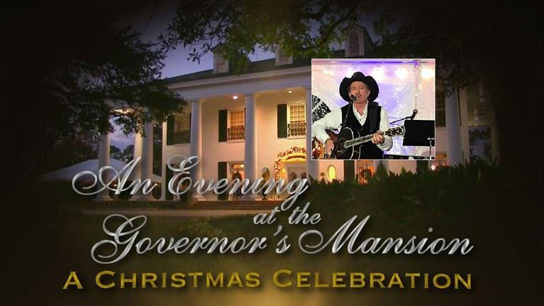 Louisiana Public Broadcasting Presents: An Evening at the Governor's Mansion: Christmas Celebration