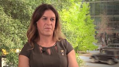 Kristin Beck, Navy Seal & Transgender Woman, on Trump