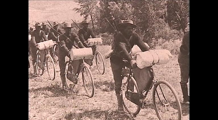 Bicycle Corps: America's Black Army on Wheels: Bicycle Corps: America's Black Army on Wheels