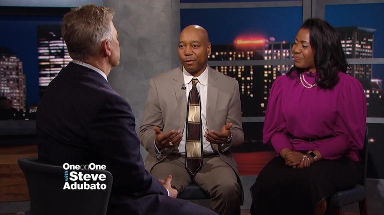 One-on-One: Michellene Davis & Rev. Phillip Gilmore; Hilary O.Shelton