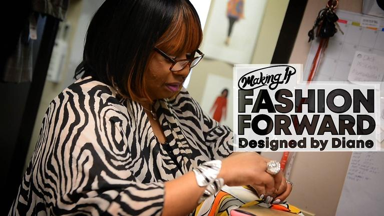 WVIZ/PBS ideastream Specials: Diane Linston's Dreams of Designing Fashion