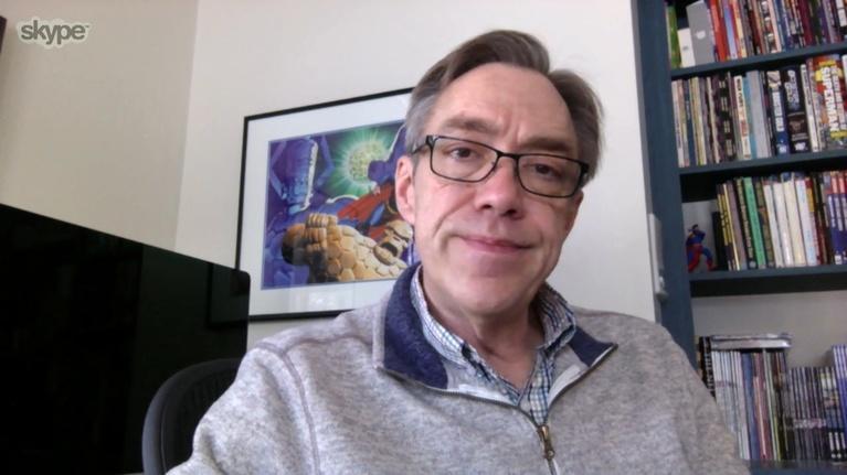 Comic Culture: Comic Culture: Dan Jurgens