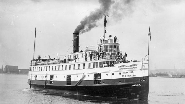 WDSE-WRPT Local Documentaries: Steamship America: A North Shore Legend