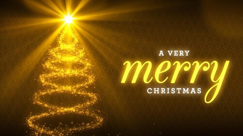 A Very Merry Christmas logo