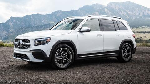 2020 Mercedes-Benz GLB & 2020 Subaru Outback