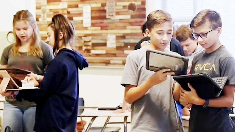 KLRN SciTech Now: Feb. 20, 2020 | Technology in schools