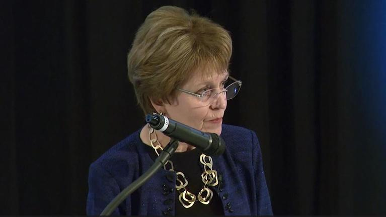 NC Channel: 2018 Lambeth Lecture with Mary Sue Coleman Ph.D.