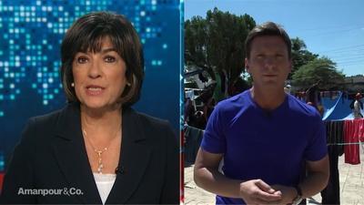 CNN Correspondent Bill Weir