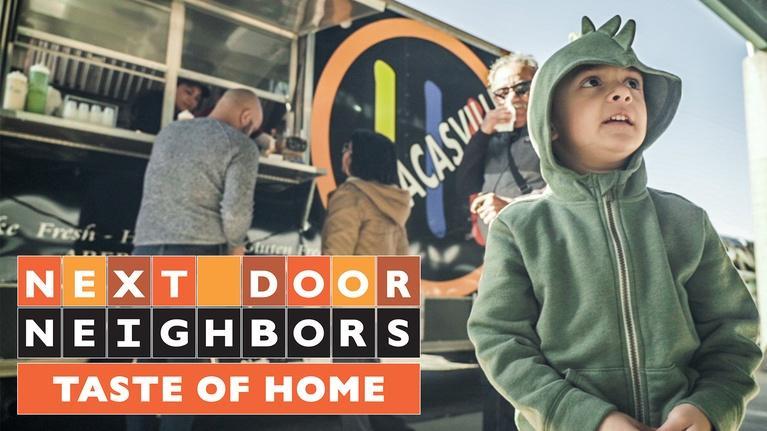 Next Door Neighbors: Taste of Home Trailer | Next Door Neighbors | NPT