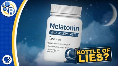 Reactions -- Does Melatonin Do Anything?