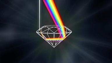 Why Diamond Light is Beautiful