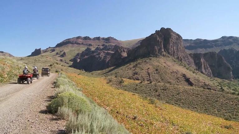 Wild Nevada: Episode 412: Winnemucca to Paradise Valley