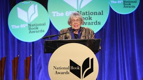 American Masters -- Ursula K. Le Guin's Passionate Acceptance Speech