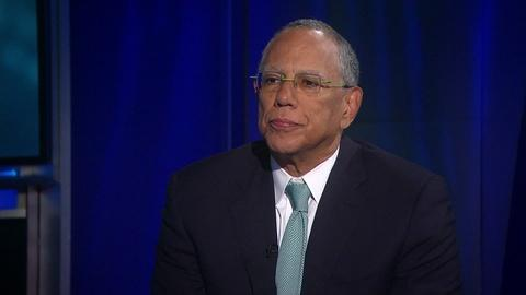 Amanpour and Company -- Dean Baquet on the Challenges of Covering President Trump