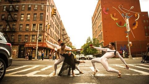 Ballet Hispanico -- Official Extended Trailer