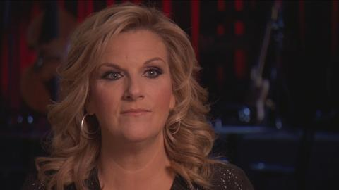 """Country Music -- Trisha Yearwood on """"She's in Love with the Boy"""""""