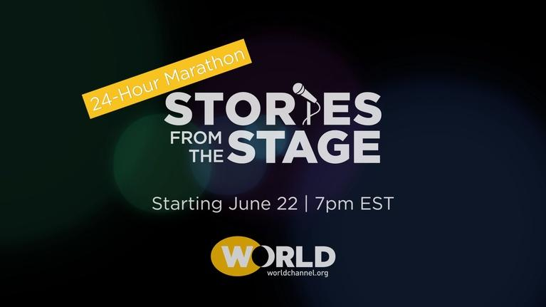 Stories from the Stage: Stories from the Stage | Marathon | Sizzle