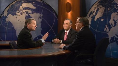 PBS NewsHour -- The NewsHour family remembers Jim Lehrer