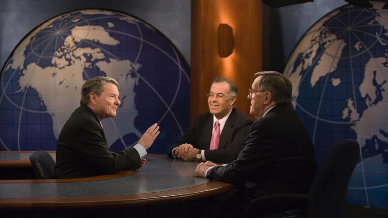 PBS NewsHour: The NewsHour family remembers Jim Lehrer