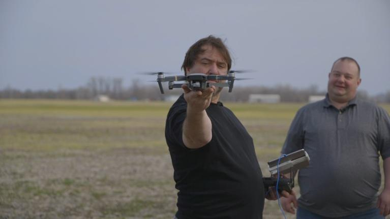Wicked Awesome Stuff: Drones, drones and more drones!