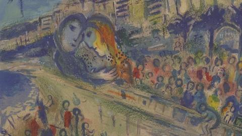 Antiques Roadshow -- S21 Ep25: Appraisal: 1967 Sorlier Lithograph After Chagall