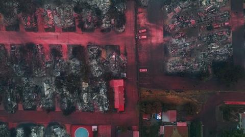 How climate change 'exacerbates' wildfires in American West