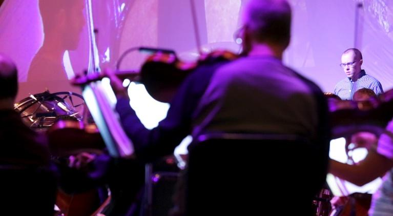 Contact in the Community: Utah Symphony's UNWOUND Concert Series