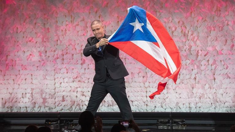 "Hispanic Heritage Awards: Richard ""Crazy Legs"" Colón"